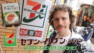 Visitando los extraños 7-ELEVEN de Japón