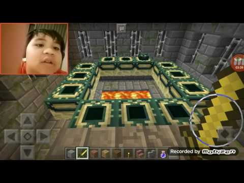 Minecraft: 3 seed yg ada ruangan rahasianya