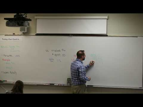 General Math Section 6.10: Sales Tax and Discounts