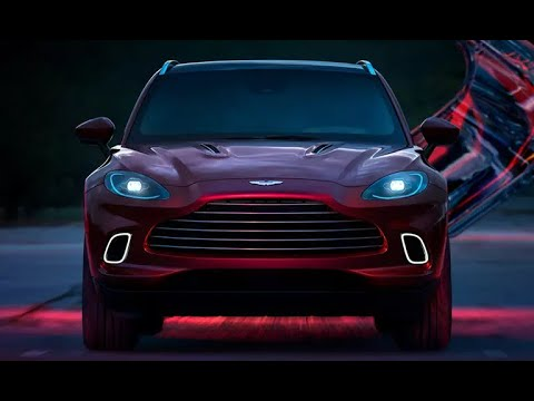 2021 Aston Martin DBX / The Brand's First SUV –Production Line