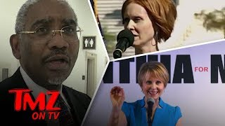 Cynthia Nixon Gets Nixed | TMZ TV thumbnail