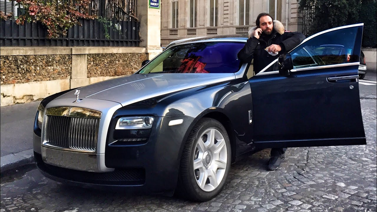 how to buy a rolls royce ghost