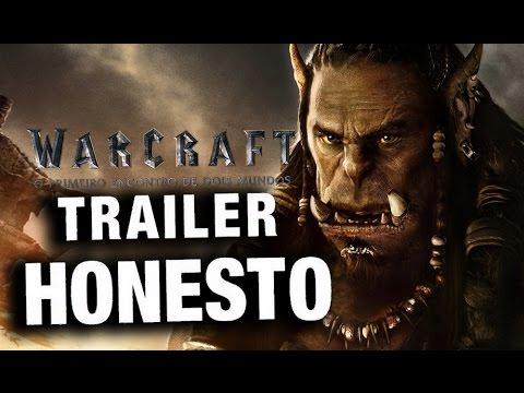 Trailer do filme Warcraft: O Primeiro Encontro de Dois Mundos