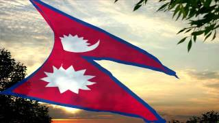 Flag and anthem of Nepal