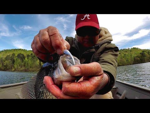 SECRETS For Crappie Fishing With A JIG And BOBBER