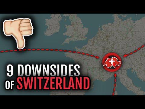 Downsides of living in Switzerland 🇨🇭👎