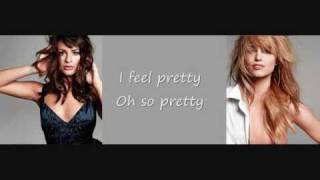 Download Glee - I feel pretty/unpretty MP3 song and Music Video
