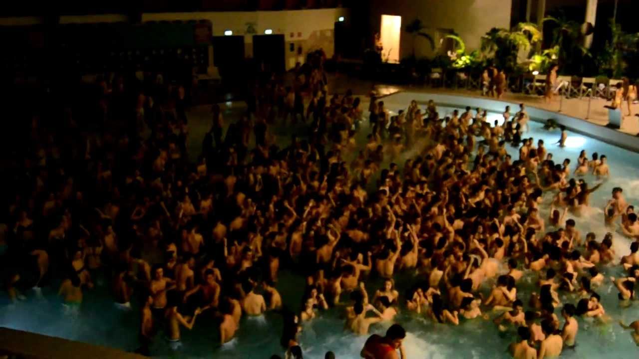 Halloween Party 2012 Dave Pagani Acquaworld Concorezzo