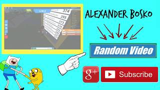 Roblox - Work at a Pizza Place - Alexander Bosko