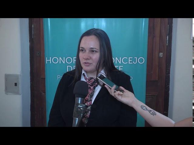 Ligia Blanco asumió como Defensora de los Derechos de Personas Mayores