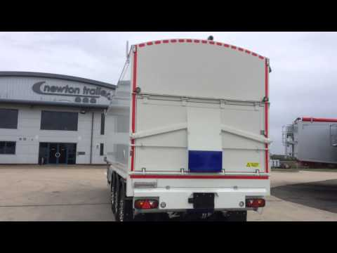 New 2015 Muldoon Tipper Blower Trailer For Sale