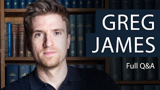 Greg James | Full Q&A | Oxford Union