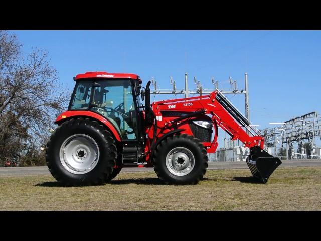 Трактор TYM 1054