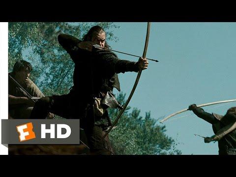 Robin Hood (9/10) Movie CLIP - Village Rescue (2010) HD
