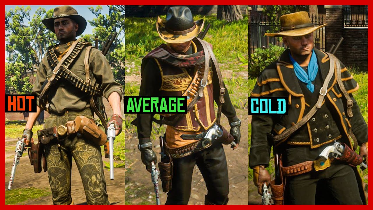 Red Dead Online New Moonshiners Clothes Dope Outfits (NEW ...