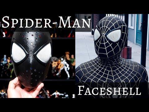 Spider-Man Costume: TJack Faceshell (TASM II)