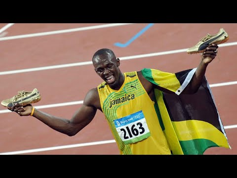 Usain Bolt: The Greatest Ever - YouTube