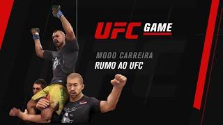 UFC GAME: Modo Carreira - Rumo ao UFC