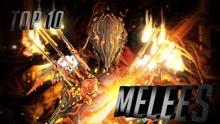 My Top 10 FAVOURITE Melee Weapons in Warframe