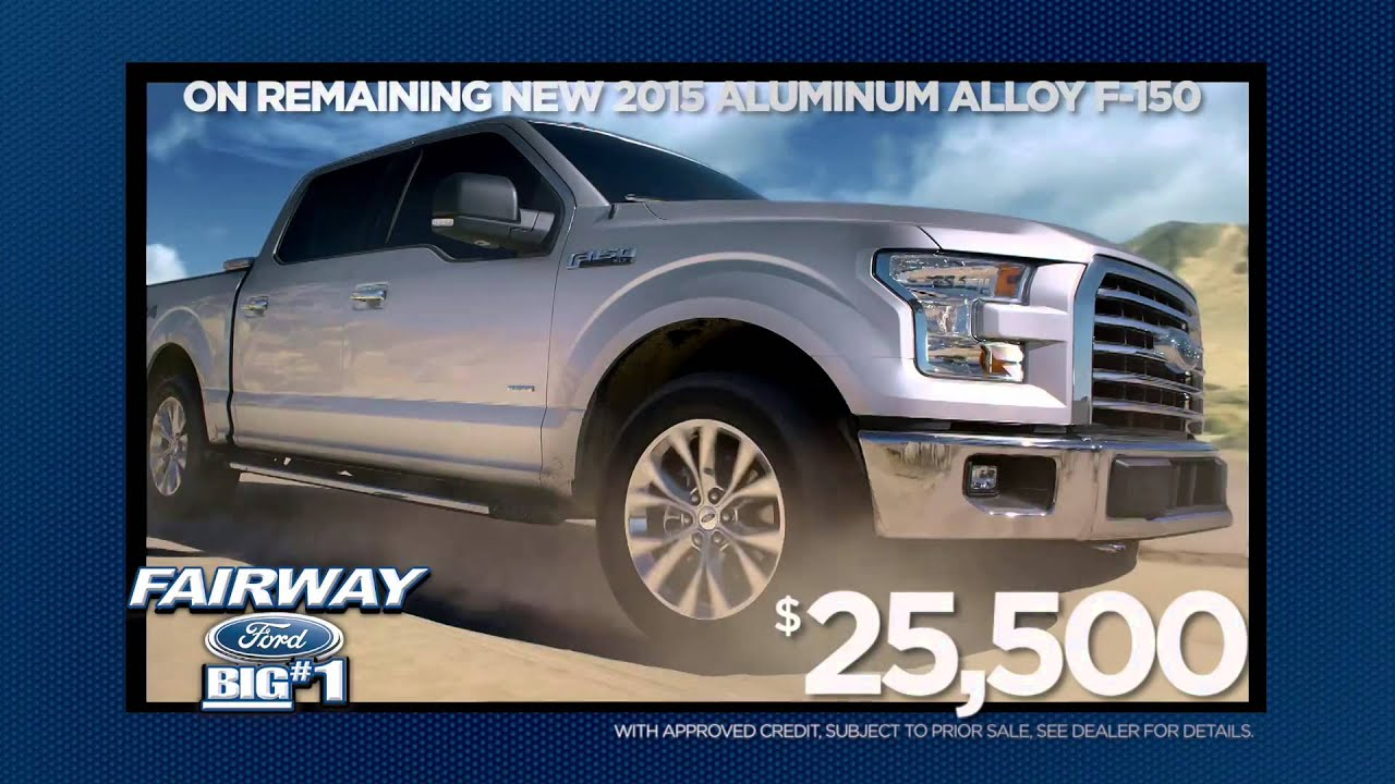 Huge Ford Truck Savings