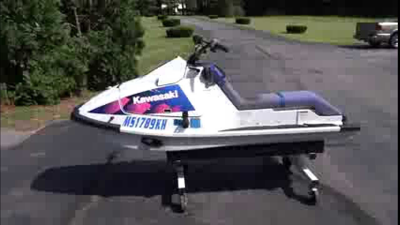 1991 Kawasaki X2 Forsale - YouTube
