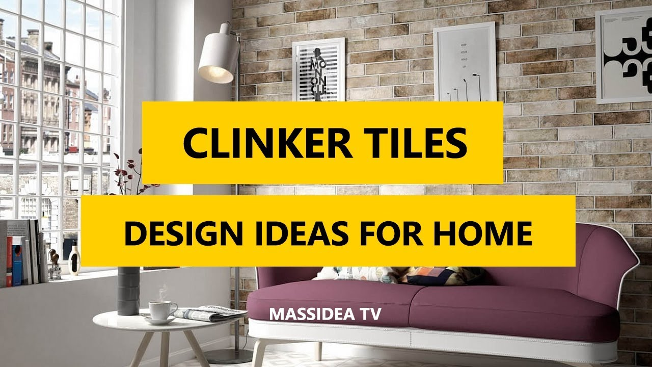 35+ Best Clinker tiles Design Ideas for Modern Home 2017 - YouTube