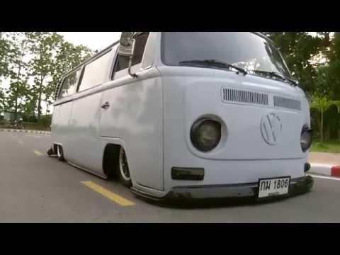 VW CBcustomswork - The dream bus