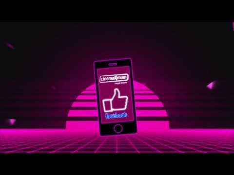 Cinemaximum Facebook Patlamış Mısır Sinema Reklamı