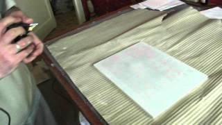 Boron Nitride mold release primer