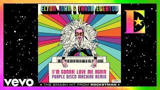 (I'm Gonna) Love Me Again (Purple Disco Machine Remix / Visualiser)
