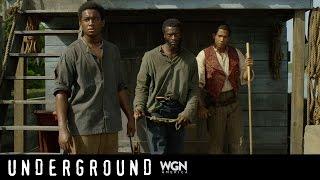 "WGN America's Underground ""Wanted"""
