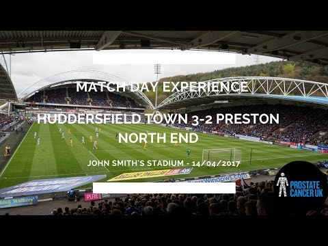Groundhop at the John Smith's - Huddersfield Town vs. Preston North End - INCREDIBLE MATCH DAY