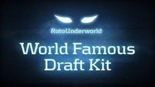 "Kerryon Johnson Fantasy Football Preview via PlayerProfiler's ""World Famous"" Draft Kit 2019"