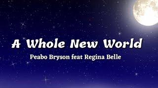 Peabo Bryson feat Regina Belle - A Whole New World (OST Aladdin)
