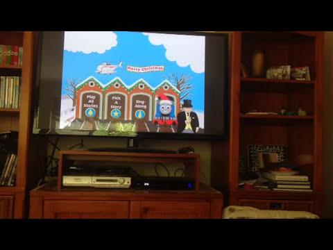 Opening to Thomas' Christmas Wonderland 2002 DVD - YouTube