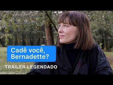 Cate Blanchett Desaparece no Primeiro Trailer de CADÊ VOCÊ, BERNADETTE?