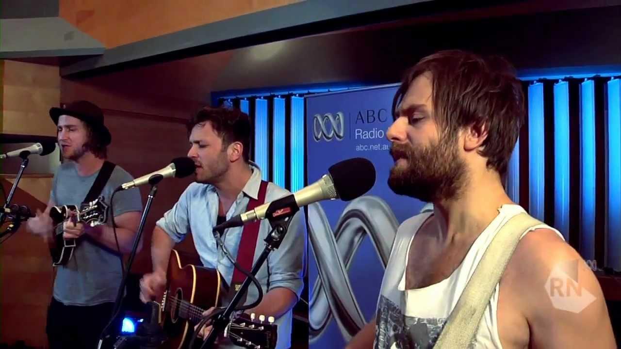 AHAB - 'Joanna' [HD] The Music Show, ABC Radio National