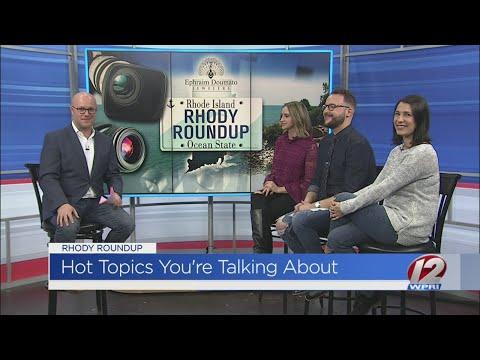 Rhody Roundup: 9 Years of Rhode Show Fun