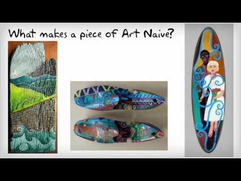 What is Naive Art?