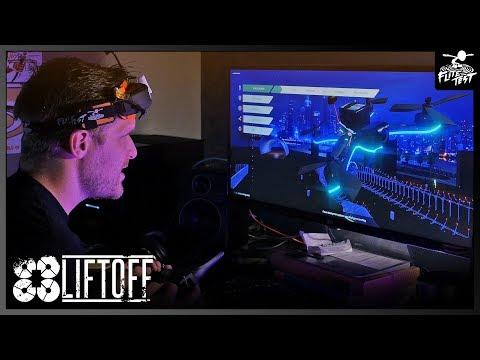 Racing Drone Simulator - LIFTOFF