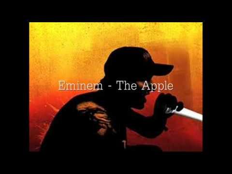 Eminem - The Apple+Lyrics