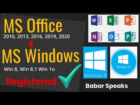 How to activate MS Office 2020, 2019, 2016, 2013 and Windows all versions permanently 2020