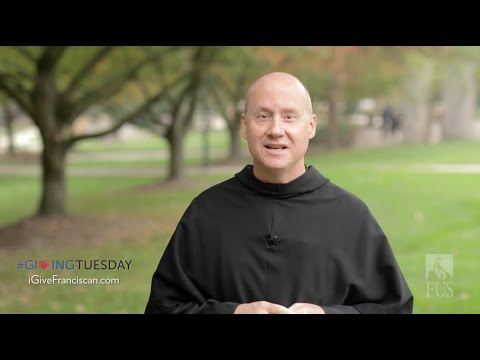 #GivingTuesday Thank-You From Father Dave