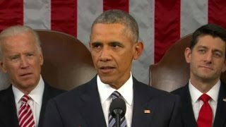 Obama: Anyone who says economy declining is lying (2016 State of the Union Address)