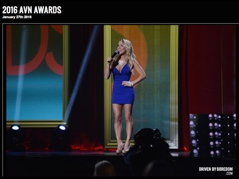 Kate Quigley 2016 AVN Awards Monologue