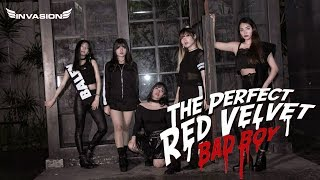 Red Velvet 레드벨벳 'Bad Boy' DANCE COVER By INVASION GIRLS