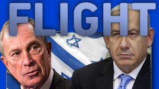 If Israel Is In Mortal Danger, Why Did Bloomberg Fly There?