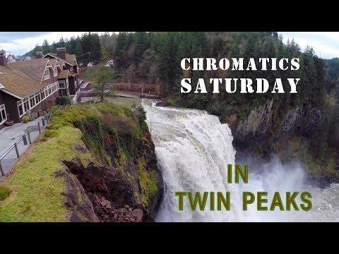 Saturday in Twin Peaks, by Chromatics