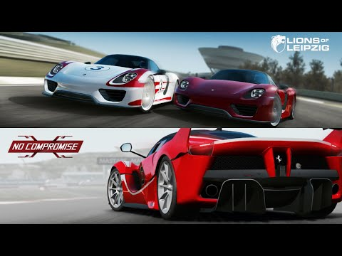 Real Racing 3 Update 7.2 Flashback Events With Possible Upgrade Tree RR3