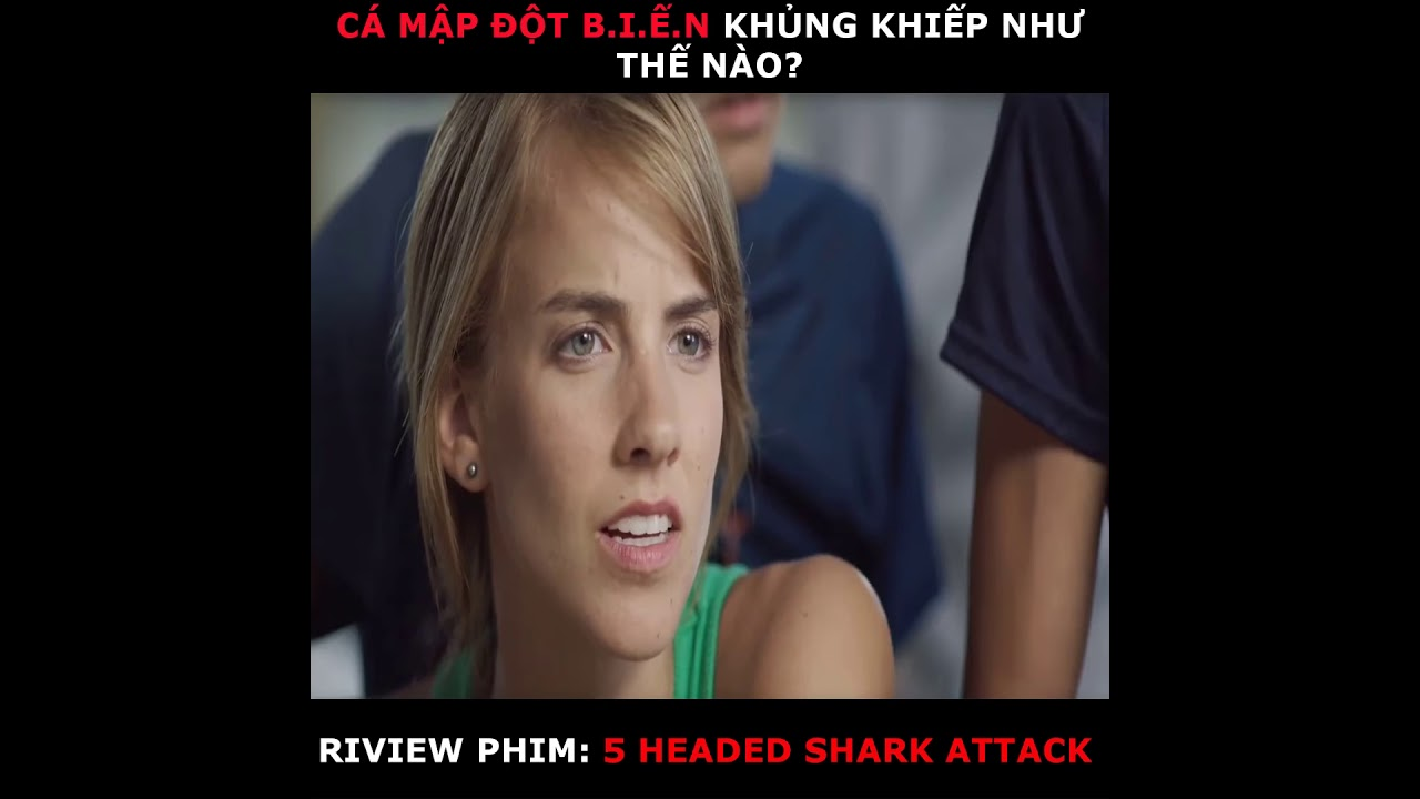 Download Review phim : 5 Headed Shark Attack